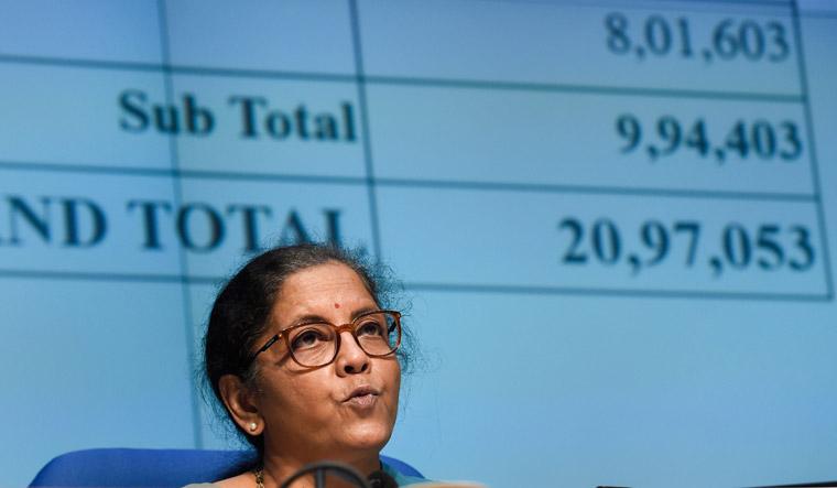 Nirmala-Sitharaman-COVId-19-package-PTI-2