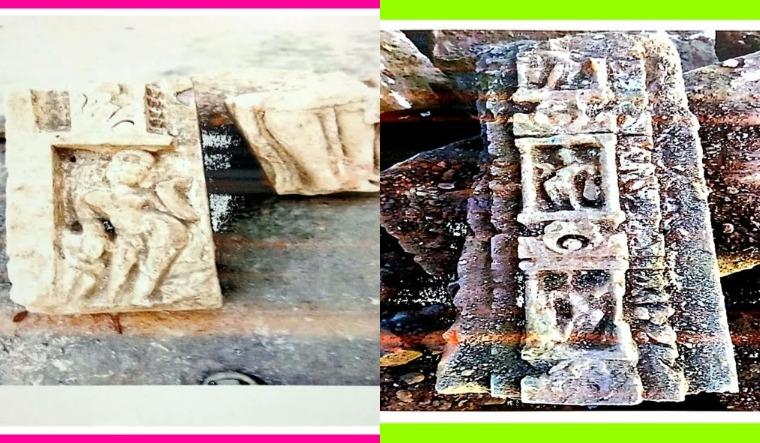 artefacts vhp ayodhya