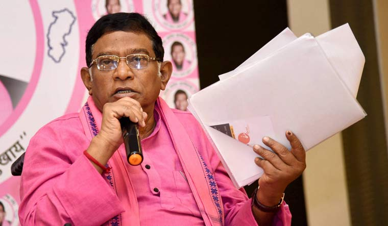 [File] Former Chattisgarh CM Ajit Jogi | PTI