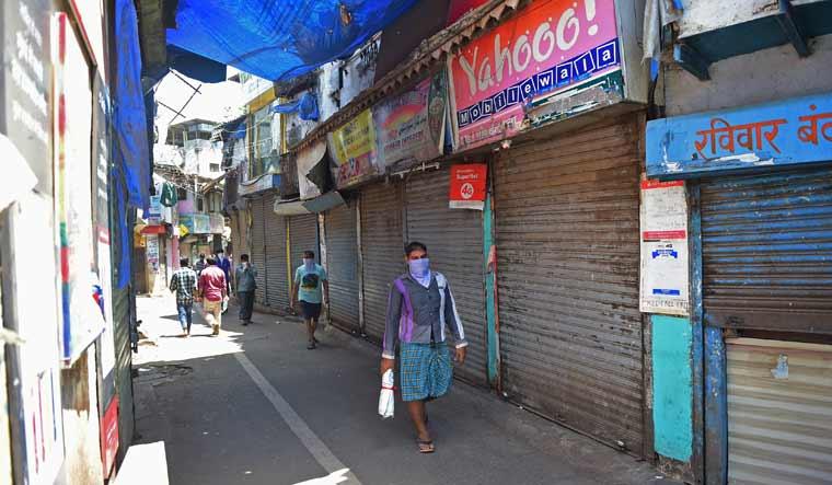 Dharavi-streets-lockdown-Vishnu-V-Nair