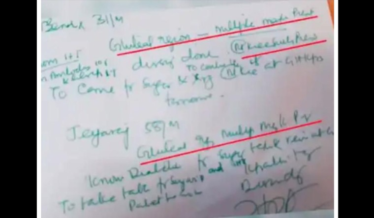 jeyaraj-bennicks-doctor-note