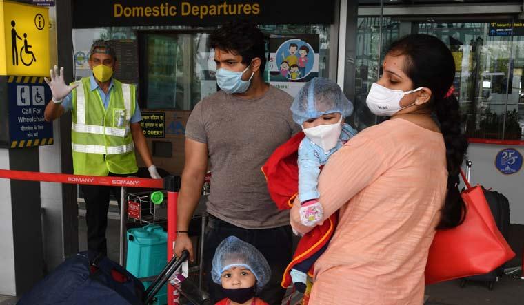 domestic airport salil