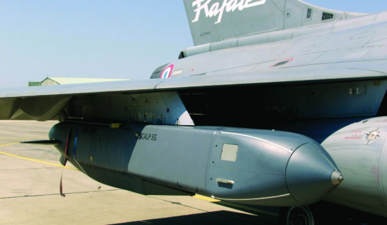 Israeli smart bombs, French stealth cruise missiles to boost IAF strike  prowess - The Week