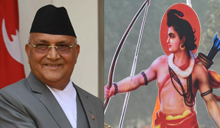K.P.S. Oli claimed Lord Ram is a Nepali and that 'real' Ayodhya is in Nepal