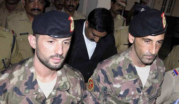 India entitled to compensation in Italian marines case, rules ...