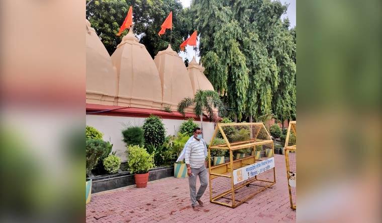 Vikas-Dubey-gangster-Mahakal-temple