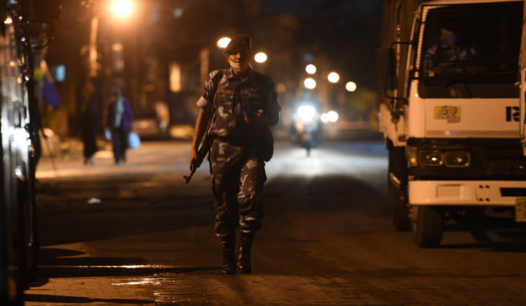 CRPF being deployed in violence-hit areas of Bengaluru
