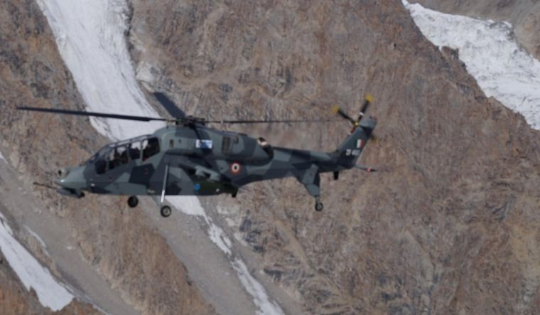 Light Combat Helicopters deployed for operations at Leh, confirms HAL