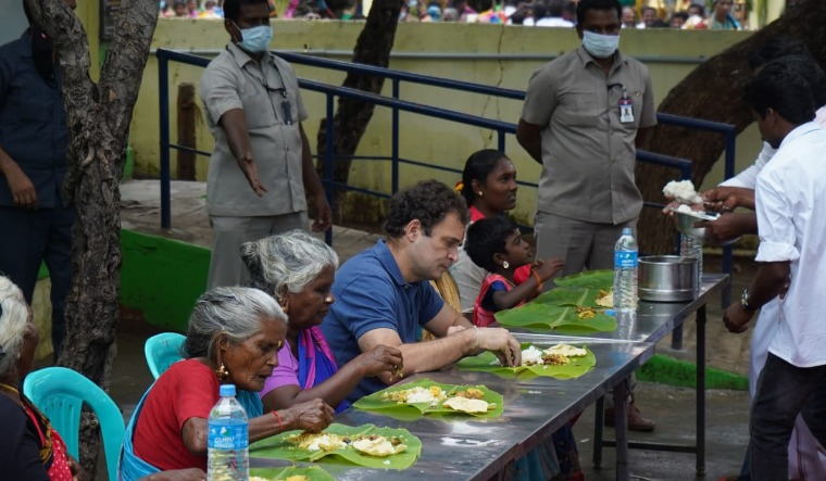 rahul meal
