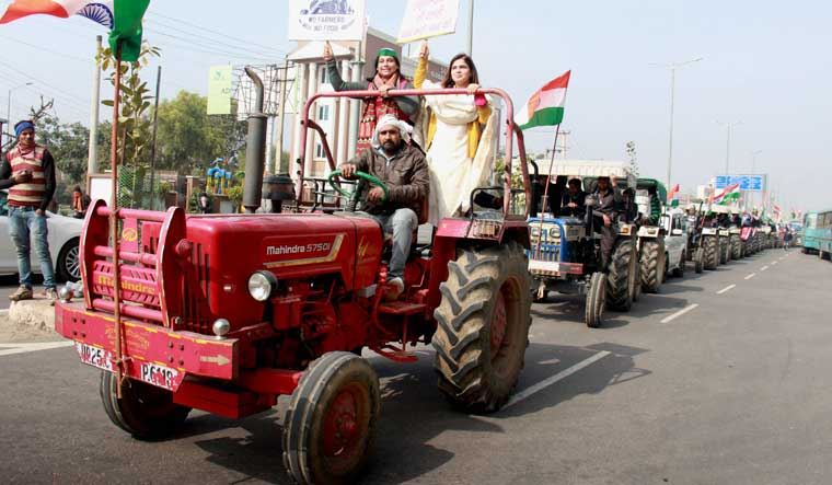 Thousands of tractors, women and youth: Farmers reveal plans for R-Day rally