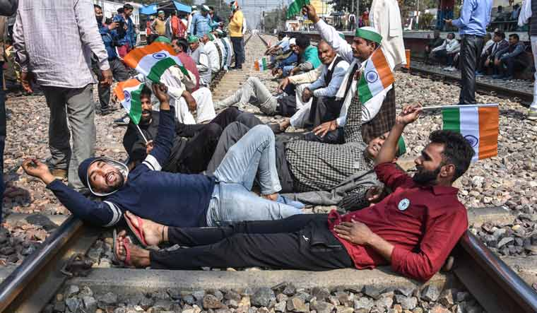 ghaziabad rail roko pti