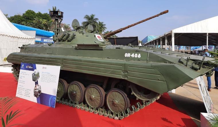 A BMP-II