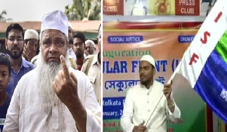 Maulana Badruddin Ajmal and Furfura Sharif Abbas Siddiqui