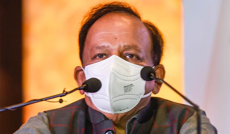 health-minister-harsh-vardhan-pti