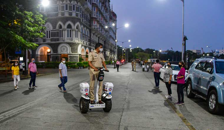 No e-pass needed for vehicle movement during Maharashtra curbs: DGP