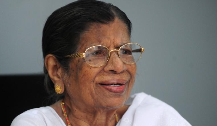Gouri-amma-Manorama