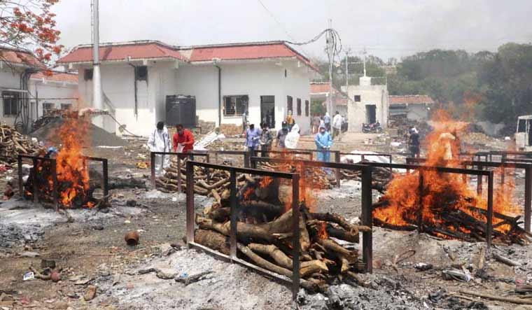 bhopal-crematorium-madhya-pradesh-covid-pti
