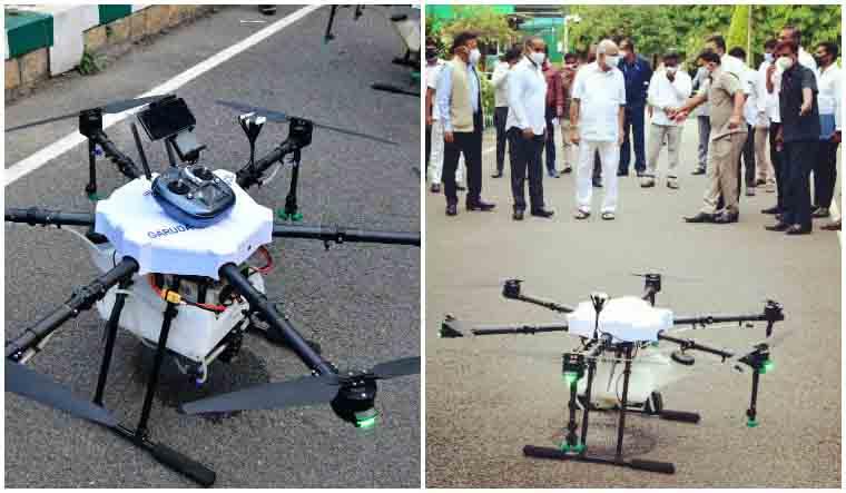 garuda-drone