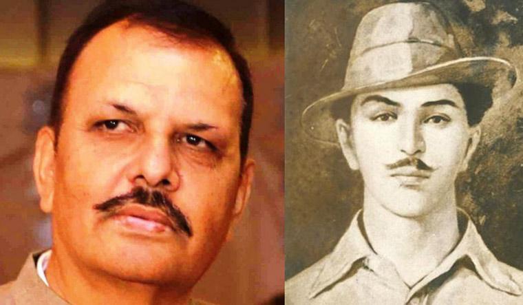 Bhagat Singh's nephew Abhay Singh Sandhu Coronavirus death: Shaheed Bhagat Singh's nephew passed away due to COVID-19.