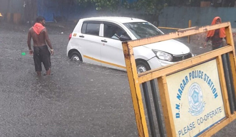 waterlogging mumbai