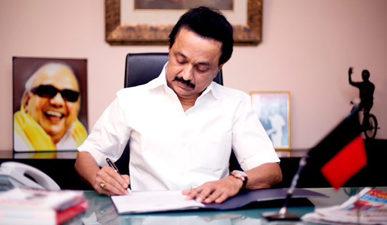 DMK chief M.K. Stalin | Twitter/DMK