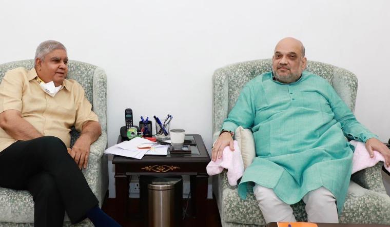 dhankhar shah