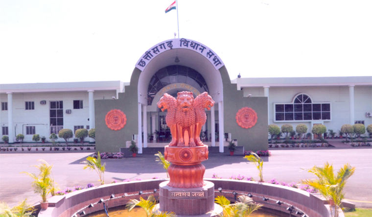 Congress MLA's allegation on minister causes furore in Chhattisgarh Assembly