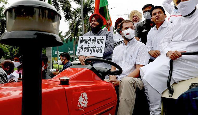 Tomar calls Rahul Gandhi a liar, accuses him of misleading farmers