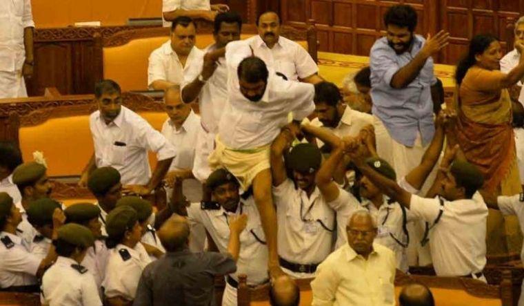 kerala-assembly-violence