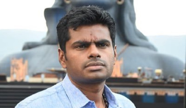 Former IPS officer K. Annamalai appointed Tamil Nadu BJP president - The  Week