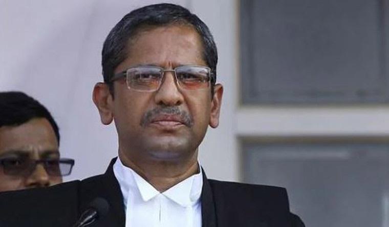 Chief Justice of India N.V. Ramana | PTI