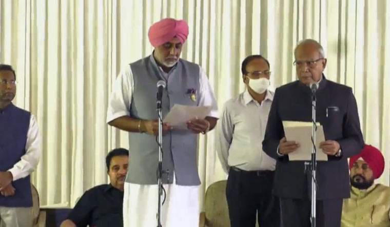 Punjab cabinet expansion: 15 new ministers take oath