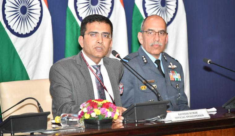 MEA briefing Arvind Jain