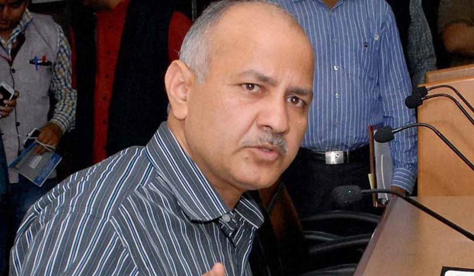 Jung asks Sisodia to return to Delhi immediately