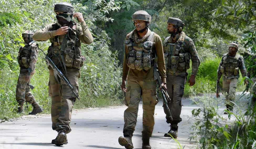 2 militants killed in encounter with security forces in Jammu and Kashmir