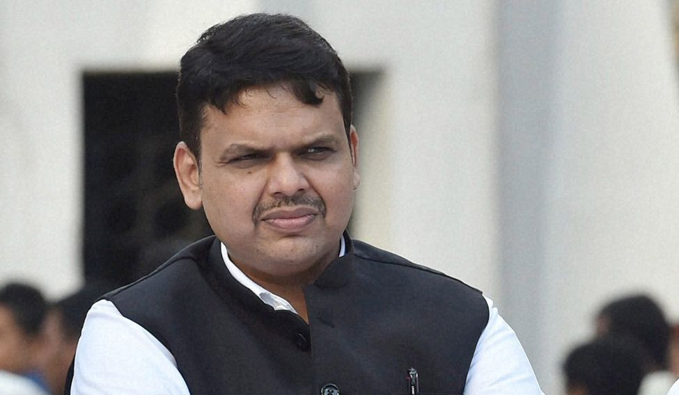 Photo of Fadnavis with gangster sparks political storm