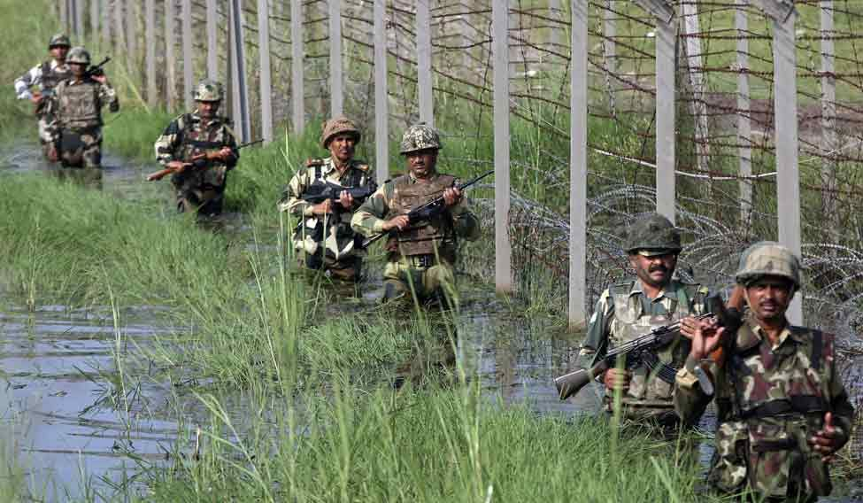 BSF army