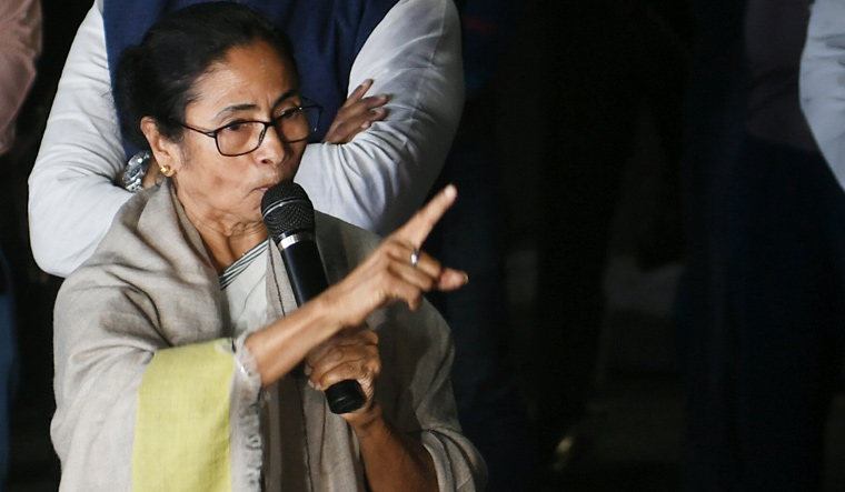 Didi says Satyagraha to continue