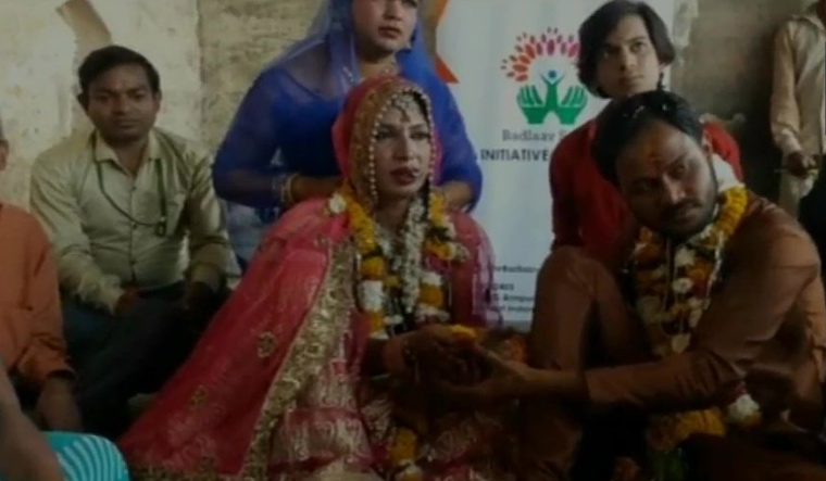 Transgender wedding Indore ANI