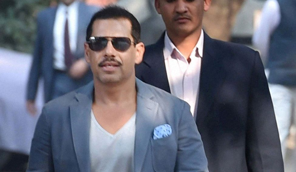 Vadra was in touch with arms dealer Sanjay Bhandari