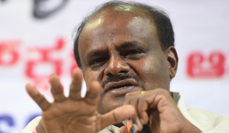 Karnataka Chief Minister H.D. Kumaraswamy | Bhanu Prakash Chandra