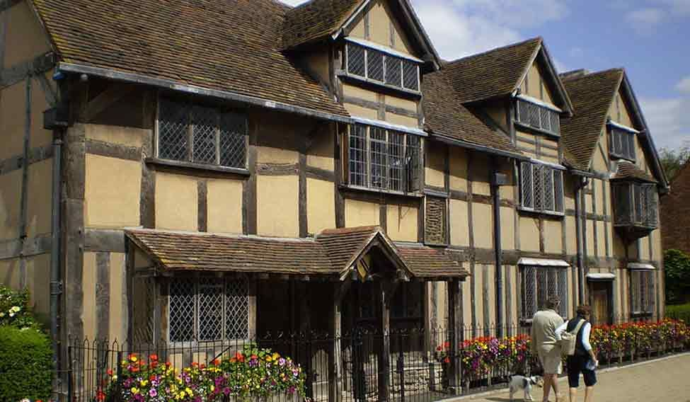 Shakespeare-house