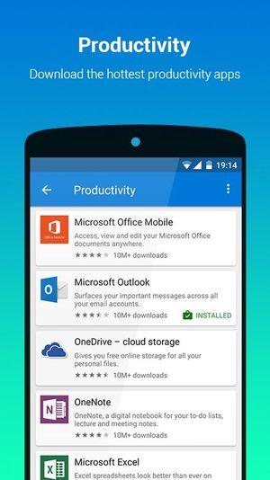 Microsoft-App-Android