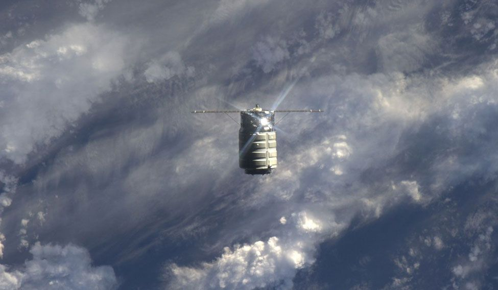 NASA mission with 7,000 pounds of key science on way to ISS