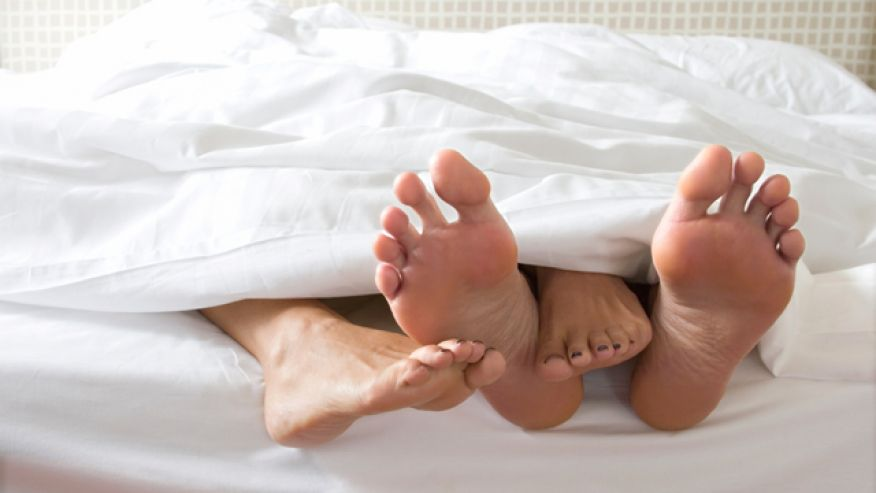 An orgasm a day can keep prostate cancer risk at bay