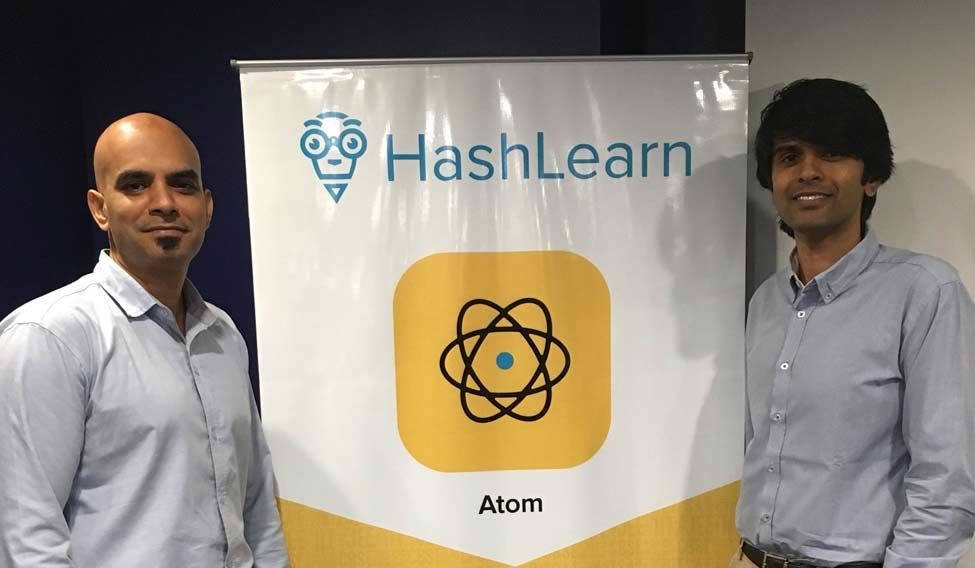 HashLearn launches 'Atom' for instant tutoring