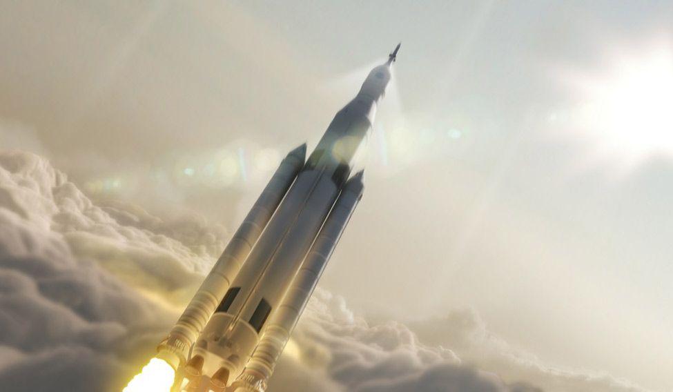 Nasa-rocket
