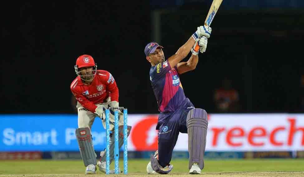 CRICKET-T20-IPL-IND-PUNE-PUNJAB