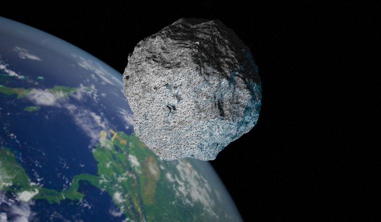 Space-Asteroid-Bennu-earth-shut