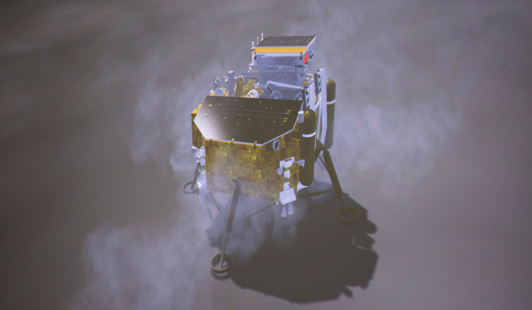 China's lunar probe to measure freezing temperature on the 'dark side'